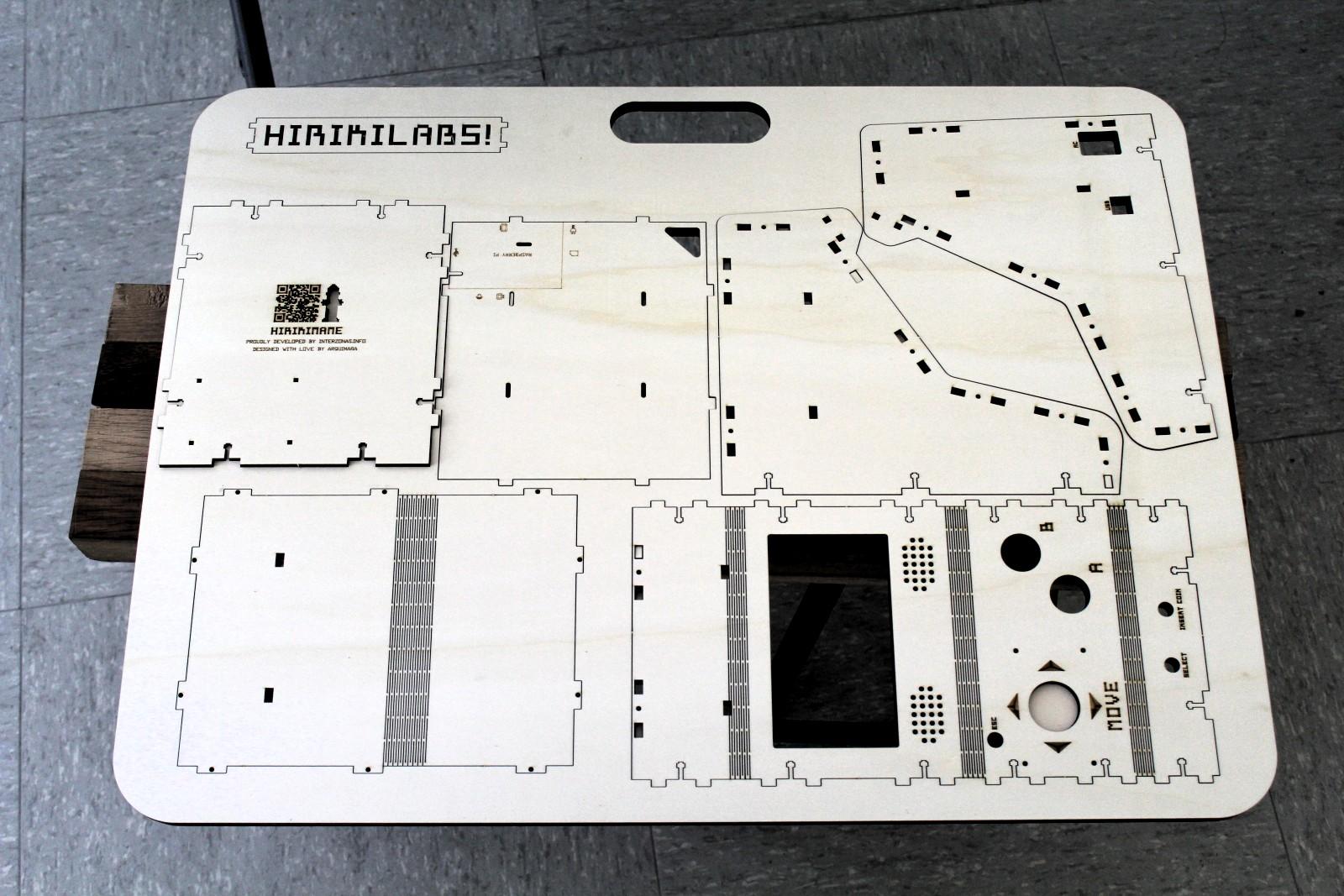Hirikimame for Conectar botones arcade a raspberry pi 3